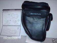OLYMPUS Soft Leather Digital Camera Case #200-526 - NEW