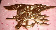 US Navy Seal Quali Anstecker, Volle Größe