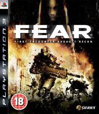 Fear: first encounter assault recon PS3