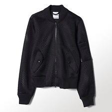 Adidas x Jeremy Scott NYC Taxi Bomber Jacket Black Yeezy S07177 Size XL