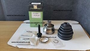 NEW SHAFTEC CV JOINT KIT FRONT LEFT FOR AUDI A4 1.8 2.0 2.4 2.5 2.7 3.0 00/09