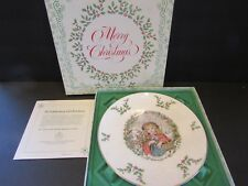Royal Doulton~Christmas 1978~In Celebration of Christmas~2 in Series~Ltd Edition