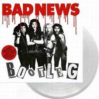 BAD NEWS - BOOTLEG - CLEAR - LP