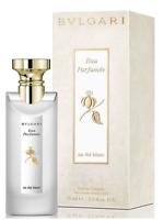NIB Bulgari Eau Parfumée Au Thé Blanc Eau de Cologne, 2.5-oz., Men or Women