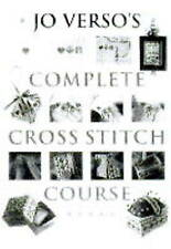 Jo Versos Complete Cross Stitch Course, Verso, Jo, Used; Very Good Book