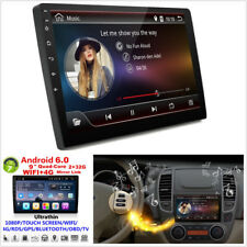 """9""""HD 2Din Android Quad-Core 2+32G Car GPS Navigation Stereo Radio Player WiFi 4G"""