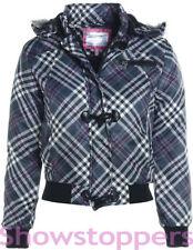 Vêtements gris avec capuche pour fille de 2 à 16 ans toutes saisons
