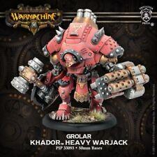 Warmachine: Khador: Grolar / Kodiak Heavy Warjack (PIP33093)  NEW
