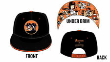 San Francisco Giants 2017 Tokidoki night hat 9/12 cap not vinyl adios Bobblehead