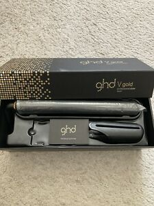 Brand New V Gold Professional Classic Hair Styler Straighteners