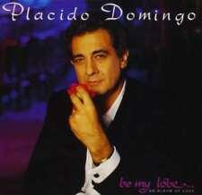 PLACIDO DOMINGO: Be My Love – EMI CD (1990) 16 TRACKS / MADE IN AUSTRIA