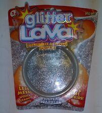 Glitter Lava Incredible Activity Putty Silver Sparkler $9.99