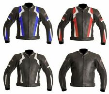 Women's Leather Motorcycle Jackets with Removable Lining