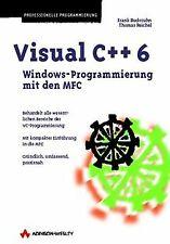Visual C++ 6 . Windows-Programmierung mit den MFC (Progr... | Buch | Zustand gut