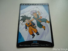Carte Dragon Ball Z Card DBZ / Hero Collection Part 3 - N°252 / NEW