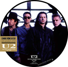 """U2 12"""" Red Hill Mining Town PICTURE DISC vinyl RECORD STORE DAY 2017 RSD"""