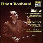 Hans Rosbaud Conducts Mahler & Bruckner (2000)