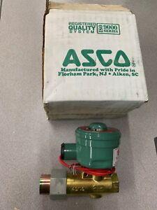 NEW IN BOX ASCO VALVE 8266D78V