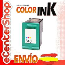 Cartucho Tinta Color HP 343 Reman HP Photosmart 2575