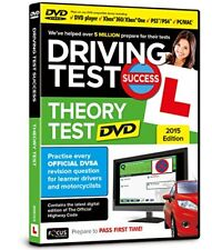 Focus Multimedia - Driving Test Success Theory Test DVD 2015 Edi... - Game  24VG
