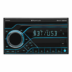 Planet Audio PB455RGB Bluetooth Car Audio Multimedia Player Digital Receiver