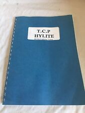 T.C.P HYLITE MOBILE LIGHTING TOWER OPERATION, SAFETY & MAINTENANCE MANUAL INCVAT