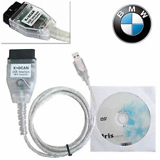 INPA K+DCAN CAN Interface Diagnostic SCANNER EDIABAS OBD OBD2 for BMW & MINI