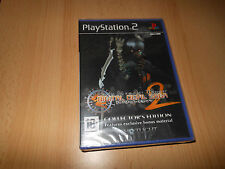 DIGITAL DEVIL SAGA 2 COLLECTORS EDITION - PS2 -UK PAL - NEW  FACTORY SEALED