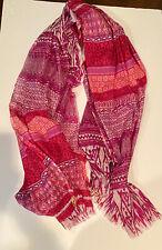 Beautiful Patterned Cotton Scarf/shawl/sarong by Bujibaja