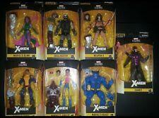 X-Men Marvel Legends Wave 4 Set of 7 Figures (Caliban BAF)