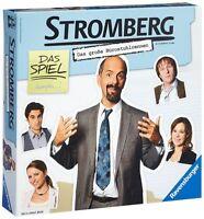Ravensburger Stromberg Brettspiel Bürosthulrennen Versicherung Spiel Serie Büro
