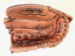MIZUNO World Win TSU-4 RH Professional Model Baseball Glove - Used Excellent