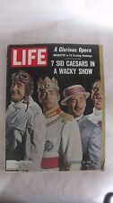 Life Magazine November 30th 1962 7 Sid Caesars In Wacky Show A Glorious Opera