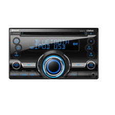 Clarion cx501e 2-din CD USB Bluetooth Autoradio iPod iPhone controllo WMA sintonizzatore