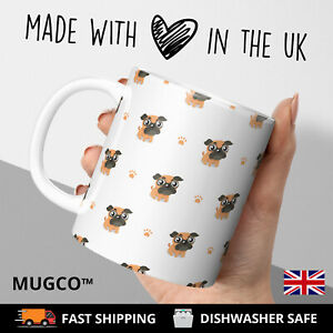 PUG AMAZING PUGS DOG Tea Coffee Mug Cup Gift Dog Lover Birthday Present Crazy