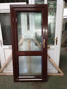 Upvc Back Door 920mm X 1995mm