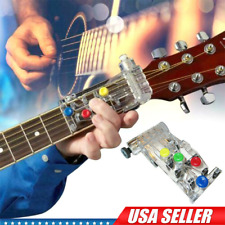 USA STOCK ChordBuddy Guitar Learning System Device Only Chord Buddy