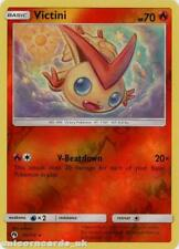Victini 49/214 Reverse Holo :: Lost Thunder :: Mint Pokemon Card