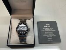 Orient Watch Co. Mens's Wristwatch FAA02001B9 200M with Original Box