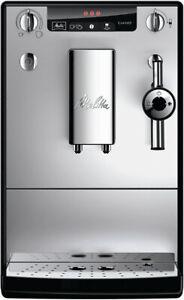 Melitta CAFFEO SOLO & Perfect Milk Kaffeevollautomat Silber/Schwarz NEU