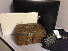 New With Tags! Chanel Python Jewelry Case- Retail $4300!