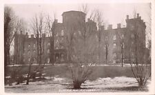Elmira New York~College~MacGreevey-S leght-Degrafe Real Photo Postcard 1910