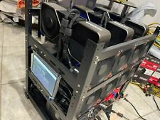 RIG MINING COMPLETO 6X RTX 3090 FE FOUNDER EDITION 720 Mh/s  NUOVO