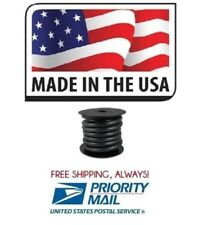 """Fuel Line 1/4"""" x 25' Spool Roll MADE IN USA GAS HOSE NEW PRIORITY SHIPPING"""