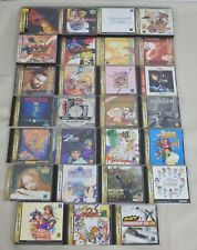 WHOLESALE SEGA SATURN Lot of 25 For JP System Free Shipping 10172ss25