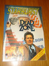STARBURST #70 BRITISH SCI-FI MONTHLY MAGAZINE JUNE 1984 DEAD ZONE