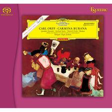 ESOTERIC SACD ESSG-90206 Carl Orff Carmina Burana Eugen Jochum DSD Limited