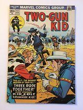 Two-Gun Kid  #117 (1974) Marvel- Ogden+Whitney Art FN 7.0
