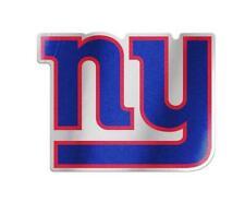 New York Giants Deluxe Badge Auto Emblem Logo Aufkleber NFL Football