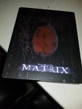 The Matrix Blu-ray Disc, 2013, 10th Anniversary SteelBook